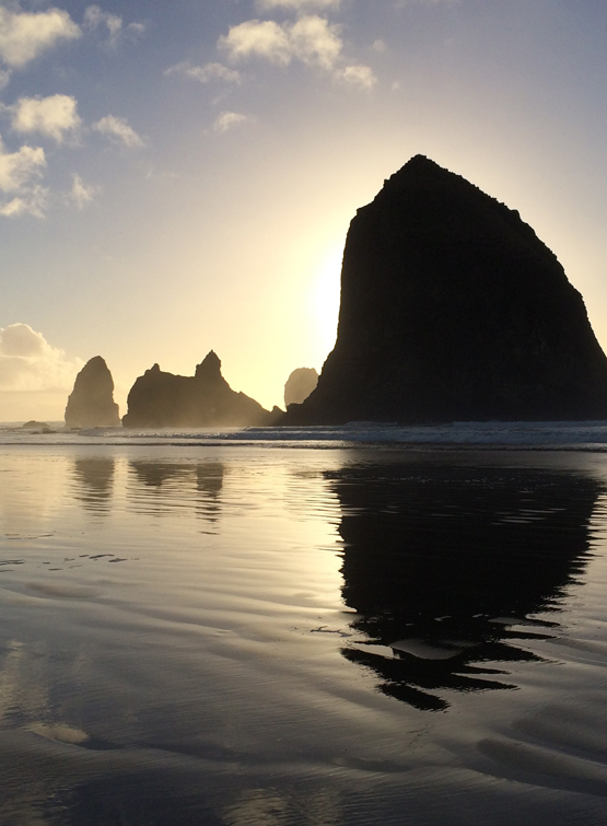 Haystack Rock, Pacific Northwest