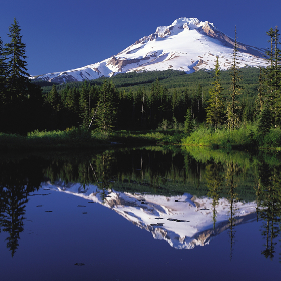 Mt. Hood, Pacific Northwest
